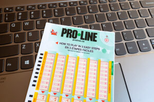 Ontario lottery corporation takes in over $1 million worth of bets in less than one week