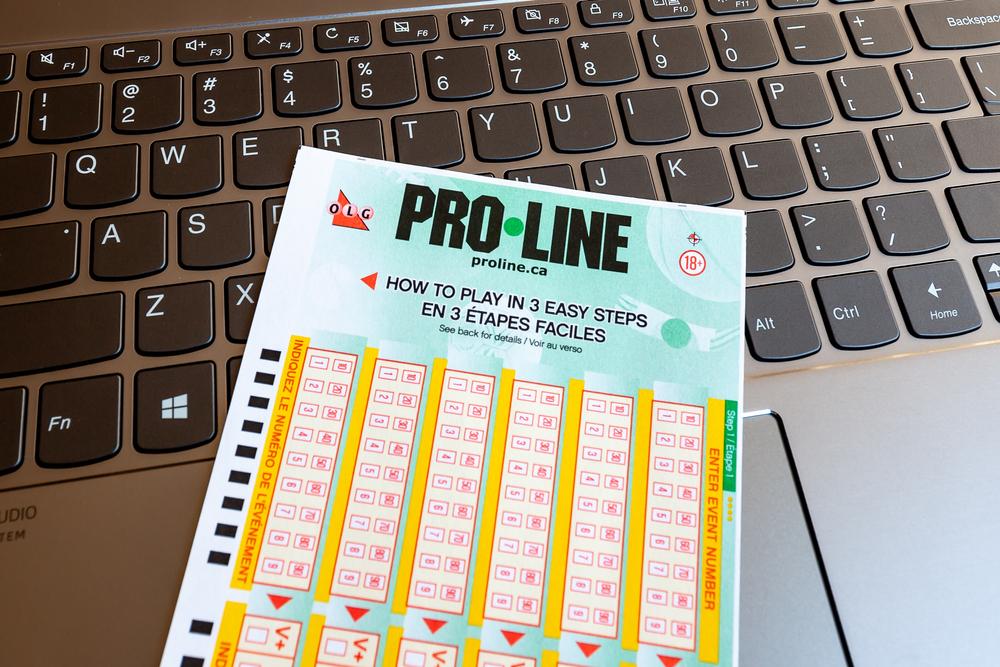 Las apuestas de un solo evento generan más de $ 1 millón en apuestas en Ontario